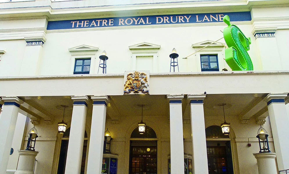 Theatre Royal Drury Lane History Theatre Royal Drury Lane