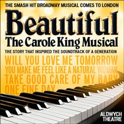 Beautiful The Carole King Musical Book Tickets Now