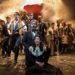Les Miserables. One Day More at London's Queens Theatre