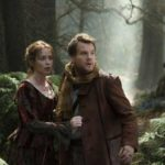 Emily Blunt and James Corden go Into The Woods