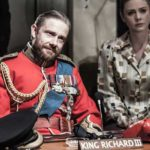 Richard III - Martin Freeman and Lauren O'Neil - Photo Marc Brenner
