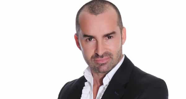 Louie spence joins the producers tour british theatre