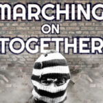 Marching On Together by Adam Hughes has its premier at the Old Red Lion in March 2015
