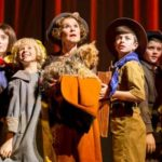 Imelda Staunton in Gypsy at the Savoy Theatre London