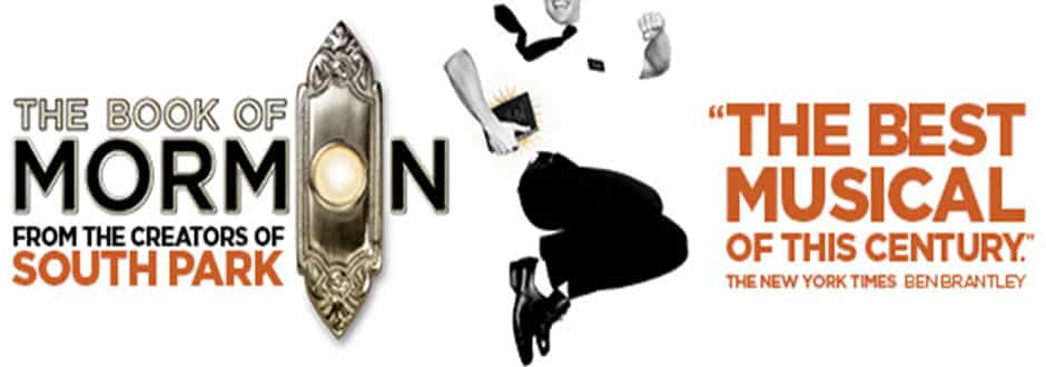 Buy tickets for The Book Of Mormon London from Britishtheatre.com