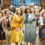 Debbie Kurup stars in the 2015 UK and Ireland tour of Cole Porter's Anything Goes