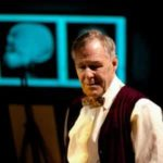 Ian Gelder in Gods and Monsters at Southwark Playhouse
