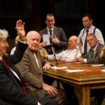 The stage adaptation of Reginald Rose's 12 ~Angry Men is currently touring the UK