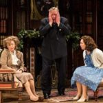 Harvey at the Theatre Royal Haymarket starring James Dreyfus and Maureen Lipman