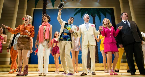 Dirty Rotten Scoundrels Musical Tour Review