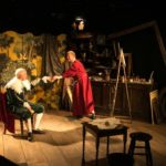 Asking Rembrandt at The Old Red Lion Theattre
