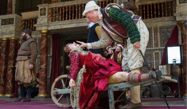 a review of william shakespeares play measure for measure Shakespeare's henry v - book report/review example nobody downloaded yet in the play, as in the historical no one has ever read or seen 'measure for measure' without experiencing some bewilderment especially when it comes to fairness.