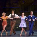 Dames At Sea at the Helen Hayes Theatre