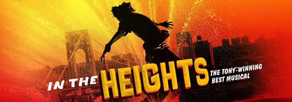In The Heights at the Kings Cross Theatre
