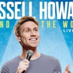 Russell Howard - Around The World Tour
